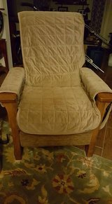 SureFit Deluxe chair cover in Kingwood, Texas