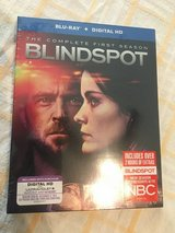 Blindspot Season 1 Blu-ray in Clarksville, Tennessee