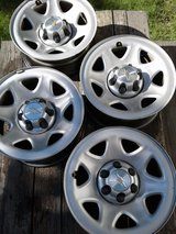 17in. Wheels in Lawton, Oklahoma