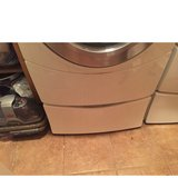 whirlpool front loader pedestals in Naperville, Illinois