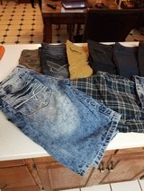 Teen/Young Men's Shorts (sizes 30 and 32) - 9 pair in Lawton, Oklahoma
