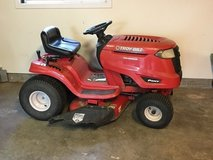 Lawn mower in Fort Campbell, Kentucky