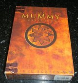 The Mummy Collection DVD Box Set Full Screen Movie & Returns in Kingwood, Texas