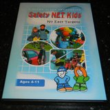 Safety N.E.T. Kids / No Easy Targets ~ Child Safety DVD Ages 4-11 in Kingwood, Texas