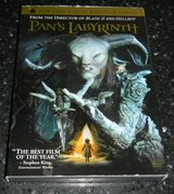 Pan's Labyrinth 2 Disc Platinum Series DVD With Slip Cover in Kingwood, Texas