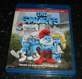 THE SMURFS 3-Disc Blu-Ray DVD / Holiday Set ~ A Christmas Carol in Kingwood, Texas