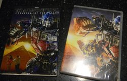 NEW Transformers Revenge of The Fallen DVD Movie in Kingwood, Texas