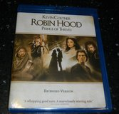 NEW Blu-Ray DVD Robin Hood Prince of Thieves Extended Version in Kingwood, Texas