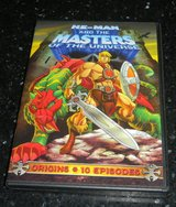 He-Man and the Masters of the Universe DVD : Origins 10 episodes Cult Animated in Kingwood, Texas