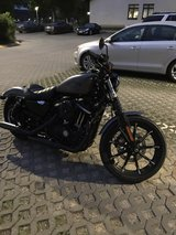 2016 Iron 883 in Hohenfels, Germany