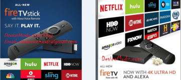 2nd Gen Amazon Fire TV Stick or Box (with or without KODI/MOBDRO) in Okinawa, Japan