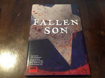 Fallen Son Death Of Captain America Premiere Edition Hard Cover TPB NM Cond 1st Print in Okinawa, Japan