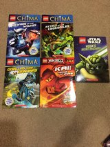 Lego Chapter Books in Okinawa, Japan