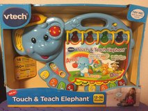 New Touch & Teach Elephant in Okinawa, Japan