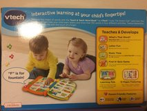 New Touch & Teach Word Book in Okinawa, Japan