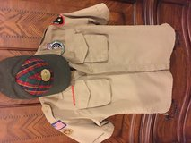 Scout Shirt and Accessories in Okinawa, Japan