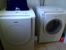 Bosch Washer and Dryer in Fort Drum, New York