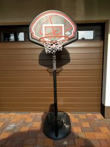 """32"""" Portable Youth Indoor / Outdoor Basketball System - $70 OBO in Ramstein, Germany"""