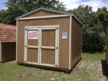 USED 10x12 Utility Storage Building Shed BIG DISCOUNT!!! in Valdosta, Georgia