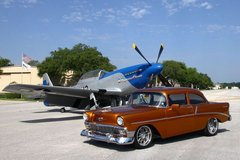 1956 Chevrolet Bel Air150210 in Tyndall AFB, Florida