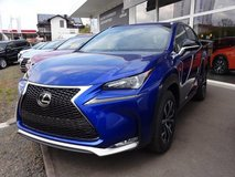 2017 Lexus NX 200T AWD F Sport, stand out from the crowd! in Ramstein, Germany