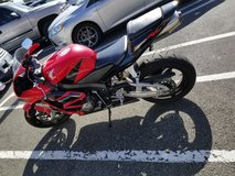 04 Honda CBR in Vacaville, California