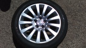 235/50r18 97w tires with rims in Fort Bliss, Texas