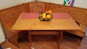 Dining table in Tacoma, Washington