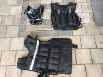 Two Larger Weight Vests in Ramstein, Germany