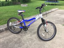 """20"""" Gary Fisher mountain bike with aluminum frame in Glendale Heights, Illinois"""
