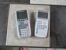 TI-84 Plus Silver Addition & HP 39gs Graphing Calculator in Naperville, Illinois