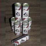 4th of July Energy Drink LIMITED EDITION in Ramstein, Germany