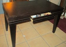 Solid Wood Writing Desk obo in Yucca Valley, California