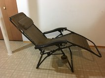 Antigravity Beach Recliner in Glendale Heights, Illinois