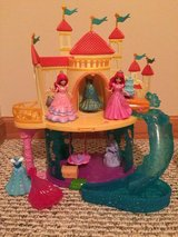 Disney Princess Royal Palace Party Collection - Little Mermaid Playset in Bolingbrook, Illinois