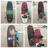 Wake Boards in Yucca Valley, California