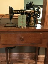 Singer Sewing Machine No. 99 in Algonquin, Illinois