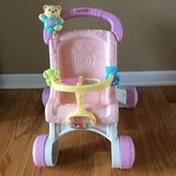 Fisher Price Baby Doll Stroller in Bartlett, Illinois