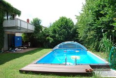Beautiful Detached house in Kaiserslautern with huge pool in Ramstein, Germany