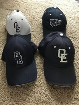 Hats.  Oswego East in St. Charles, Illinois