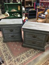 Pair of end tables in Alamogordo, New Mexico
