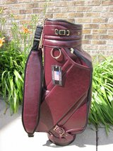 New Golf Bag by Belding, XL Bob Hope Classic in Morris, Illinois