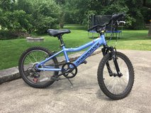 "Diamondback 20"" kids mountain bike with front suspension in Glendale Heights, Illinois"