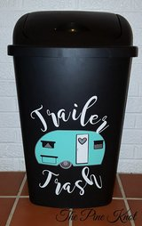 Custom Kitchen Trash Cans in Leesville, Louisiana