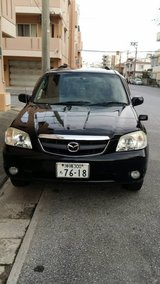 02 Mazda SUV w/2yr JCI in Okinawa, Japan