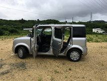 2003 Nissan Cube, brand new JCI (Expires May 2019), 2017 Road Tax Paid! in Okinawa, Japan