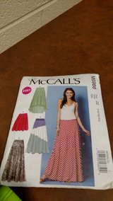 "MCCALL PATTERN COMPANY M6966 MISSES' SKIRTS, SIZE ZZ ""LRG-XLG-XXL"" (T=40/6) in Fort Campbell, Kentucky"
