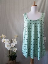Forever 21+ - Mint studded tank  NWT $10 in Okinawa, Japan