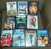 Comedy movies all 10 for $5 in Fairfield, California