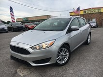 2015 FORD FOCUS SE HATCHBACK 4D 4-Cyl, Flex Fuel, 2.0 LITER in Fort Campbell, Kentucky
